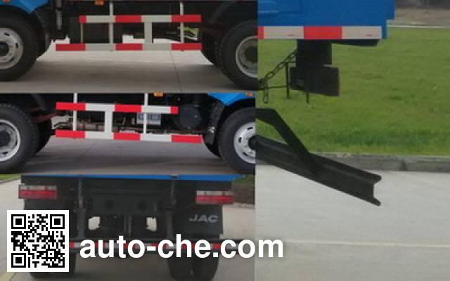 JAC HFC3117KR1Z dump truck