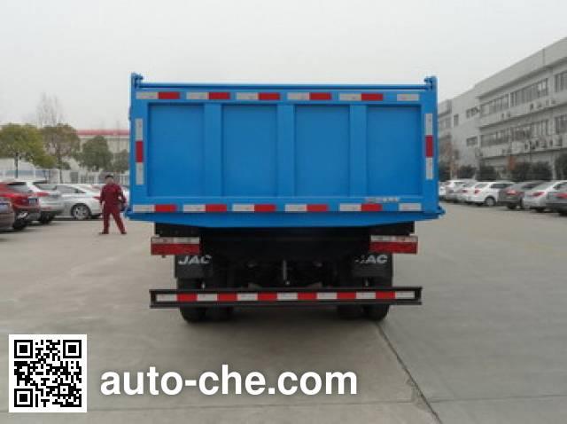 JAC HFC3122KR1Z dump truck