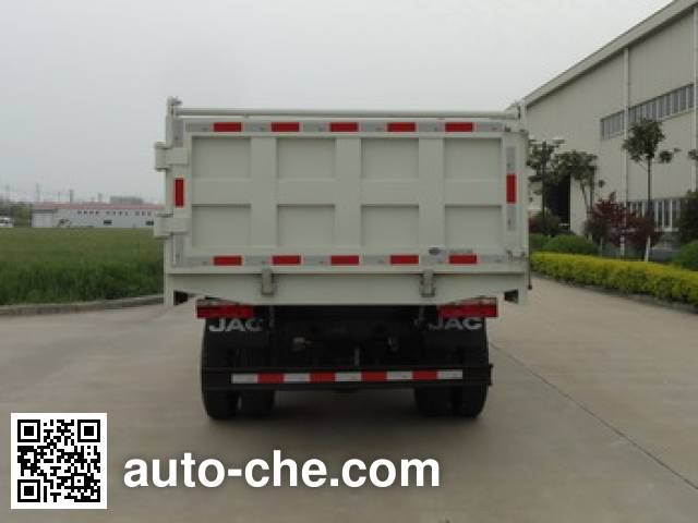 江淮牌HFC3129KPZ自卸汽车