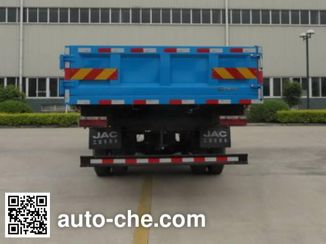 JAC HFC3130KR1Z dump truck