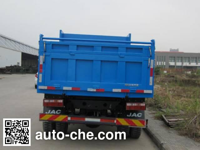 JAC HFC3160PB91K1C7 dump truck
