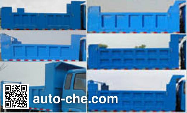 JAC HFC3042KR1Z dump truck