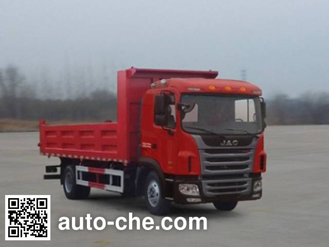 JAC HFC3161P3K1A38S3V dump truck