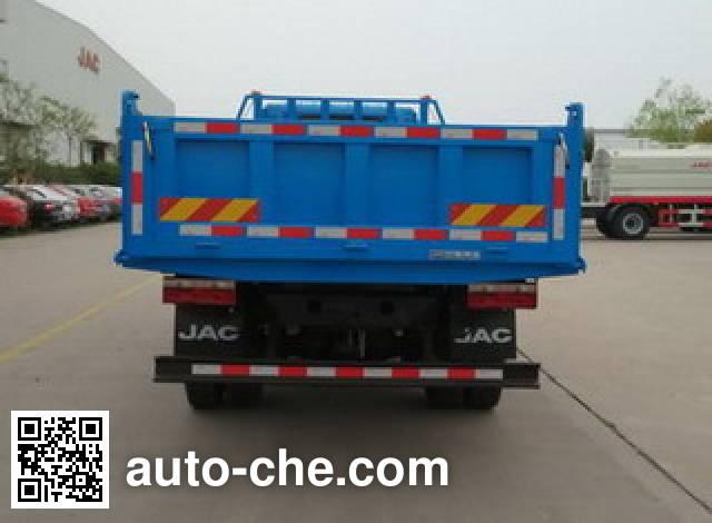 JAC HFC3162KR1Z dump truck