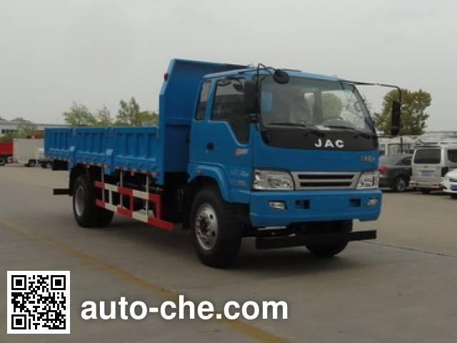江淮牌HFC3166KR1QZ自卸汽车