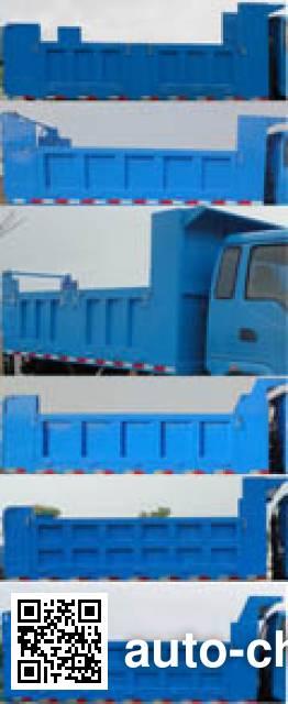 JAC HFC3167KR1Z dump truck