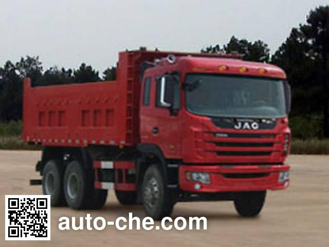 JAC HFC3241P1K4E41F dump truck