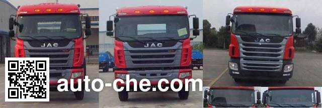 JAC HFC3251P1K5E39F dump truck