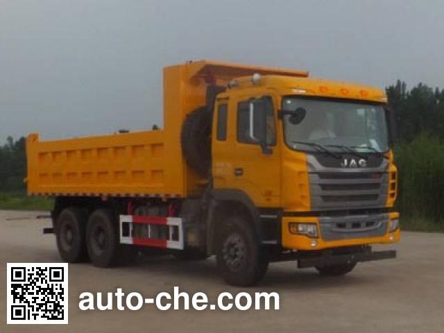 JAC HFC3251P1K5E39S3V dump truck