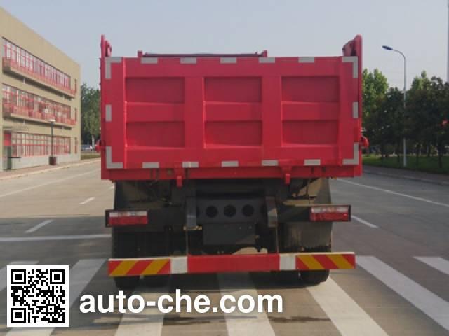 JAC HFC3251P3K2D33S3V dump truck