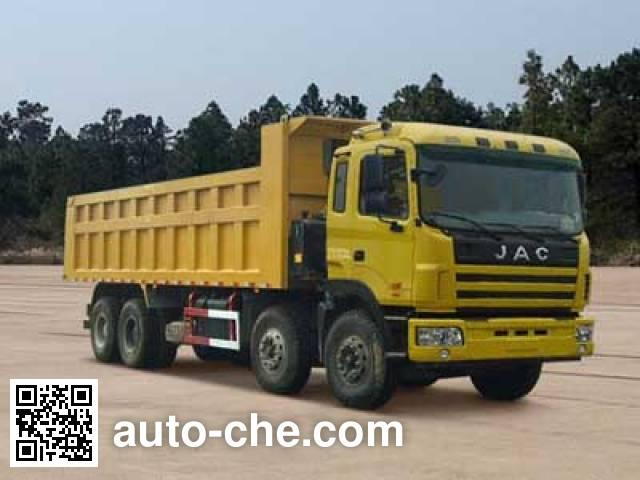 JAC HFC3311P1K6H41F dump truck