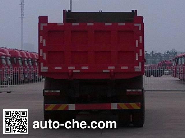 江淮牌HFC3311P1K4H32S3V自卸汽车