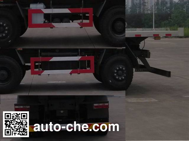 JAC HFC3311P1K6H35S3V flatbed dump truck