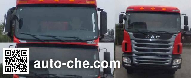 JAC HFC3311P2K3H32S2V dump truck chassis