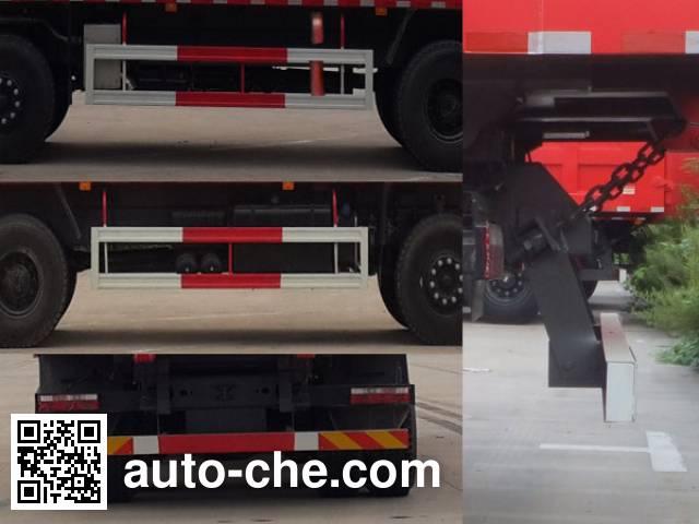 JAC HFC3311P2K4H32S3V dump truck