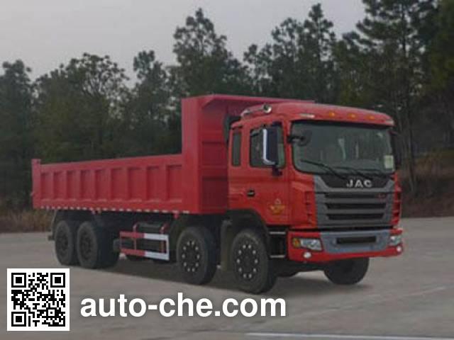 JAC HFC3311P2K4H38HF dump truck