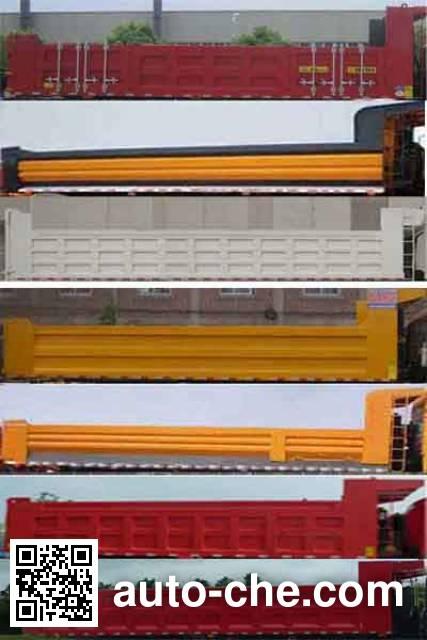 JAC HFC3311P2N4H35V dump truck