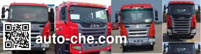 JAC HFC3311P3K3H35F dump truck