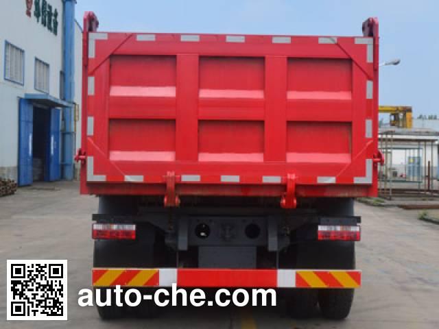 JAC HFC3311P3K3H35S2V dump truck