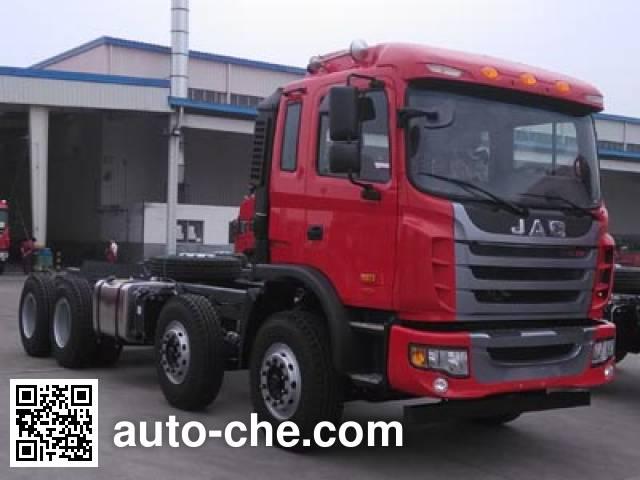 JAC HFC3311P3K3H35S2V dump truck chassis
