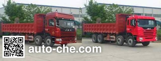 JAC HFC3312K2R1LHT dump truck