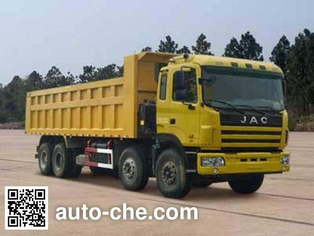 JAC HFC3312K3R1F dump truck
