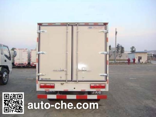 JAC Wuye HFC4015PX1 low-speed cargo van truck