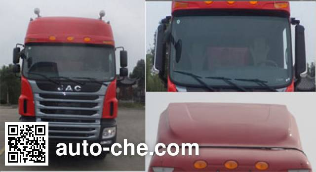 JAC HFC4181P1K4A35S5V tractor unit