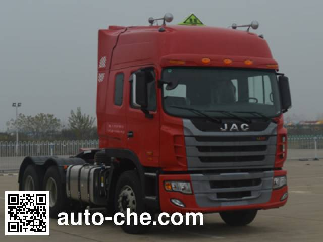 JAC HFC4251P12K6E33S3V dangerous goods transport tractor unit