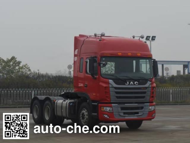 江淮牌HFC4251P1K5E33S4QV牵引汽车