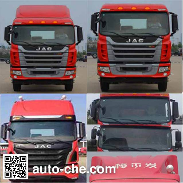 JAC HFC4251P1K6D26S4V tractor unit