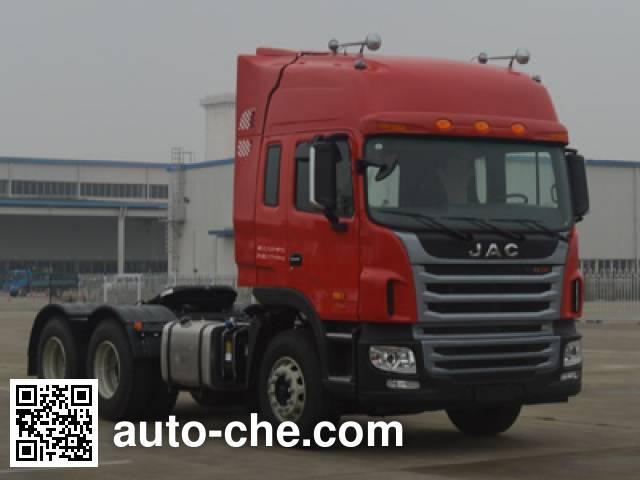 江淮牌HFC4251P1K6D33S3V牵引汽车