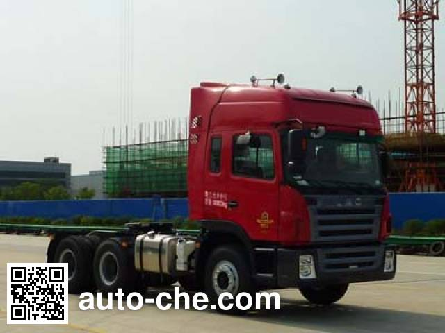 JAC HFC4251P1K7E33QXF container transport tractor unit