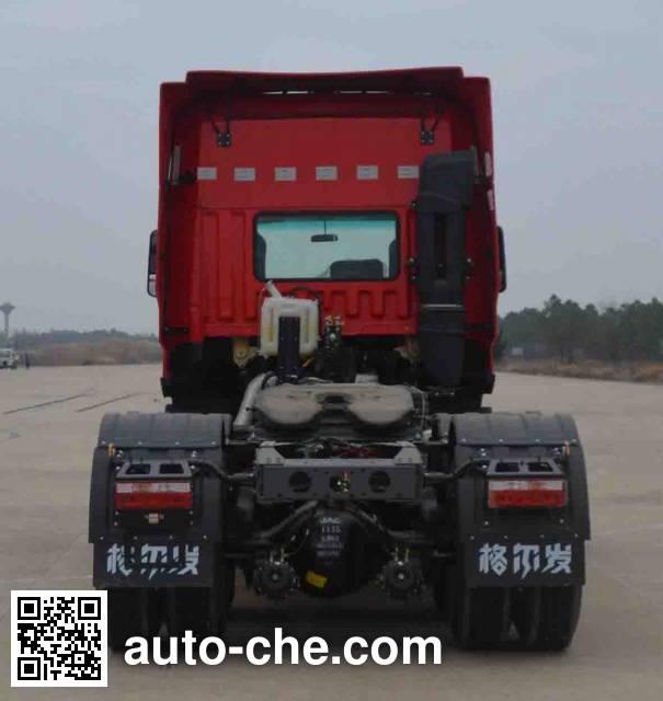 江淮牌HFC4251P1K7E33S3HV牵引汽车
