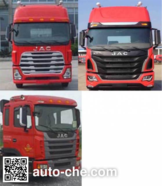 JAC HFC4251P1K7E33ZTF tractor unit