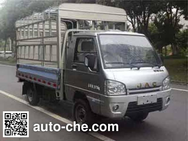 JAC HFC5030CCYPW6E1B1DV stake truck