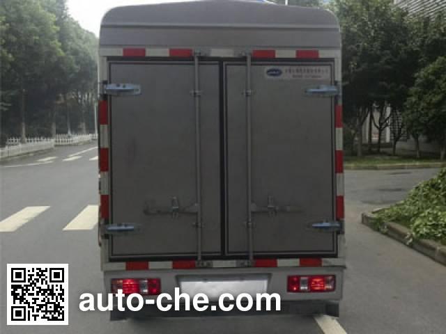 JAC HFC5020CCYPW6T1B7D stake truck