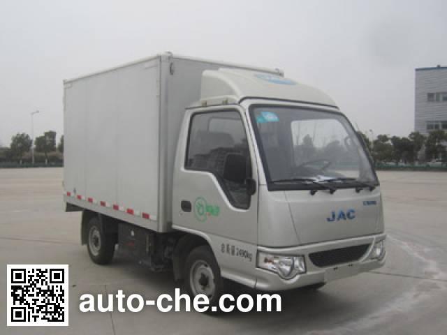 JAC HFC5020XXYPW4EV2B1D electric cargo van