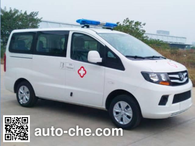JAC HFC5026XJHRA1V ambulance