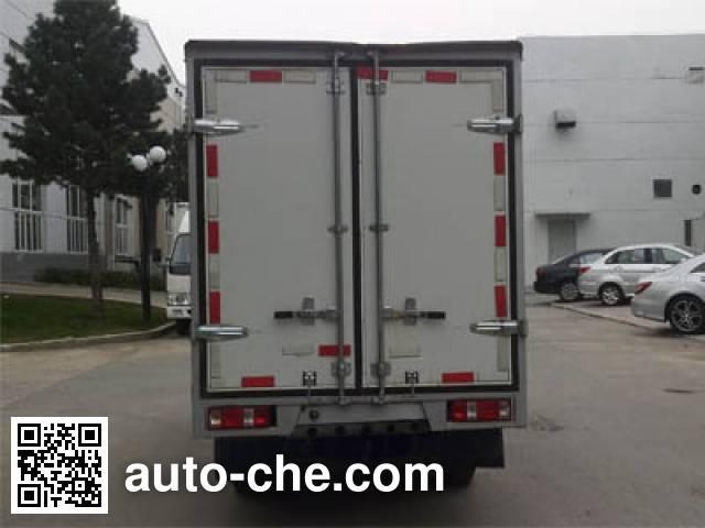 JAC HFC5030XXYRW6E1B7DV box van truck