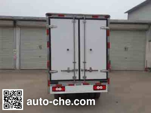 JAC HFC5031XLCPV4EV1B3 electric refrigerated truck