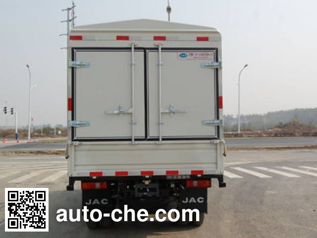 JAC HFC5033CCYP93K1C2 stake truck
