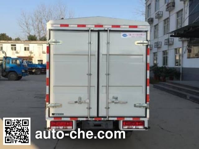 JAC HFC5036CCYPV4K4B5 stake truck