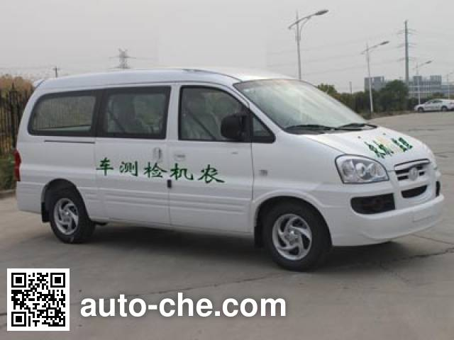 JAC HFC5036XJCL1A1F agricultural machinery inspection vehicle