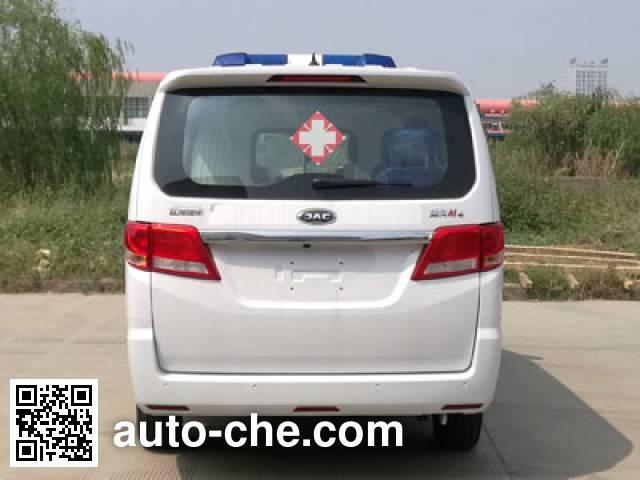 JAC HFC5036XJHLA1V ambulance