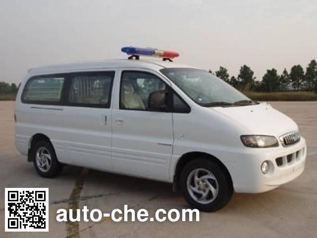 JAC HFC5036XQCLA3V prisoner transport vehicle