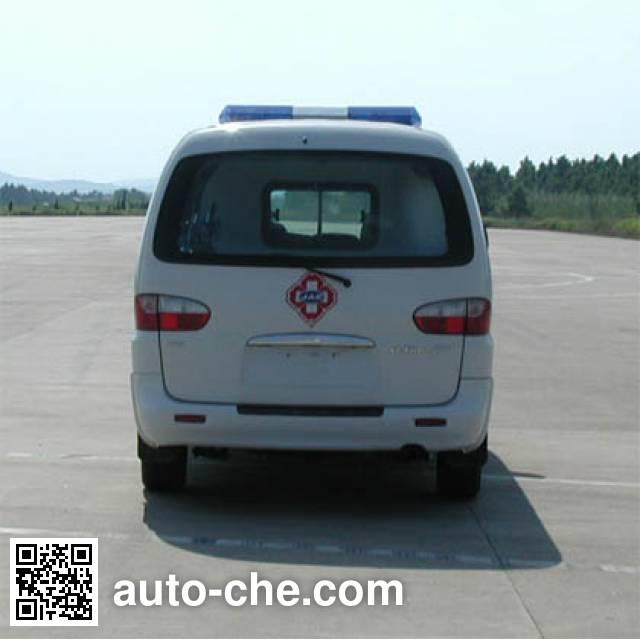 JAC HFC5036XXJLT blood delivery medical vehicle