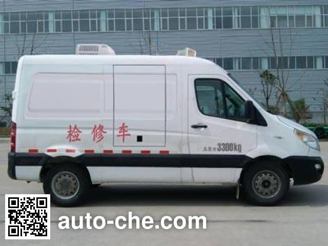 JAC HFC5037XJXK1MDF maintenance vehicle