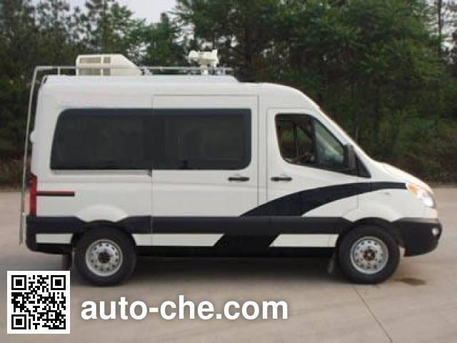 JAC HFC5037XJCK1MDF inspection vehicle
