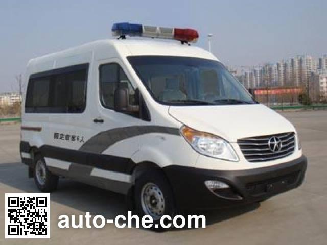 JAC HFC5037XQCK1M1DF prisoner transport vehicle